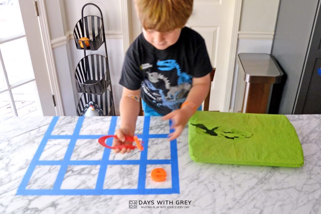 preschool hands-on alphabet activity