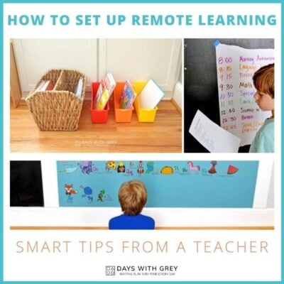 How to set up remote learning