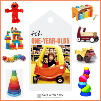 Toys for One-Year-Olds