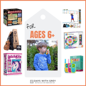 25+ Unique Toys for Six-Year-Olds