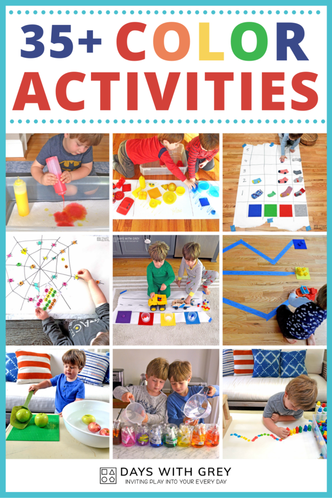 color activities