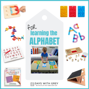 Alphabet Toys for Kids