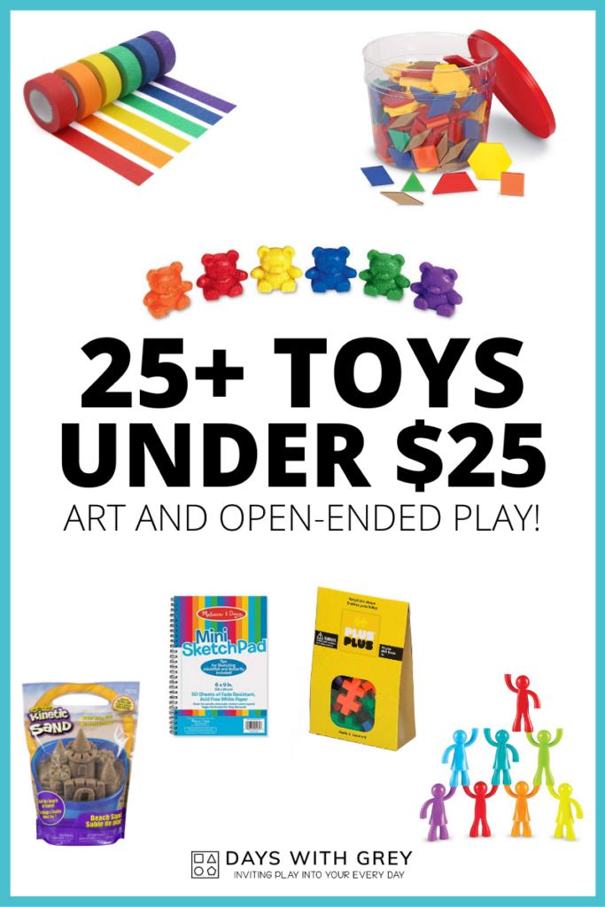 25 Toys Under $25