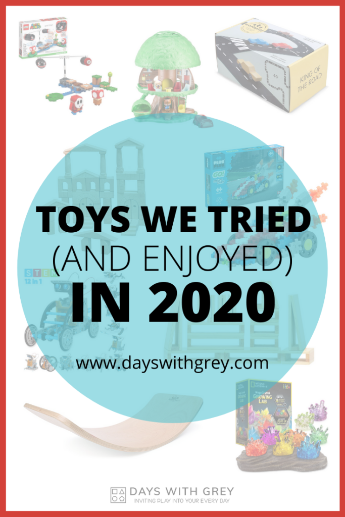 Best toys in 2020