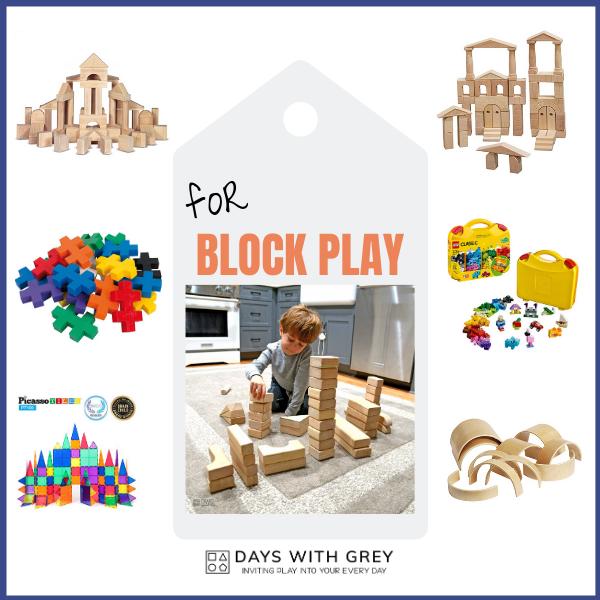 Block Play Toys