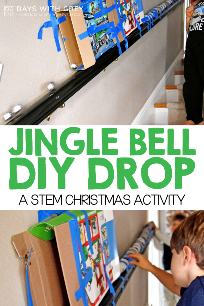 Jingle Bell DIY drop