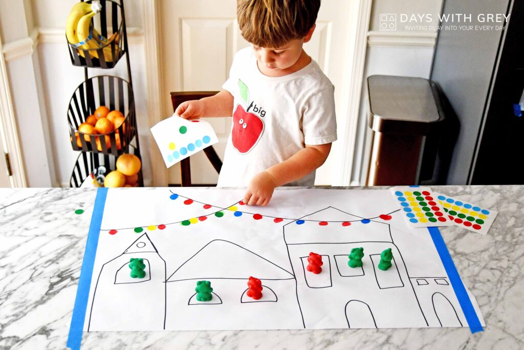 Holiday activity for kids