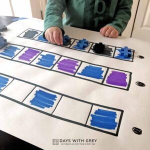 Preschool AB Pattern Practice