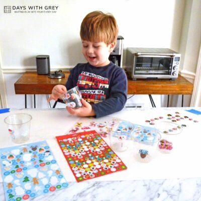 easy Christmas indoor activity