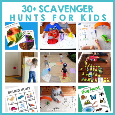 Hunt games for kids