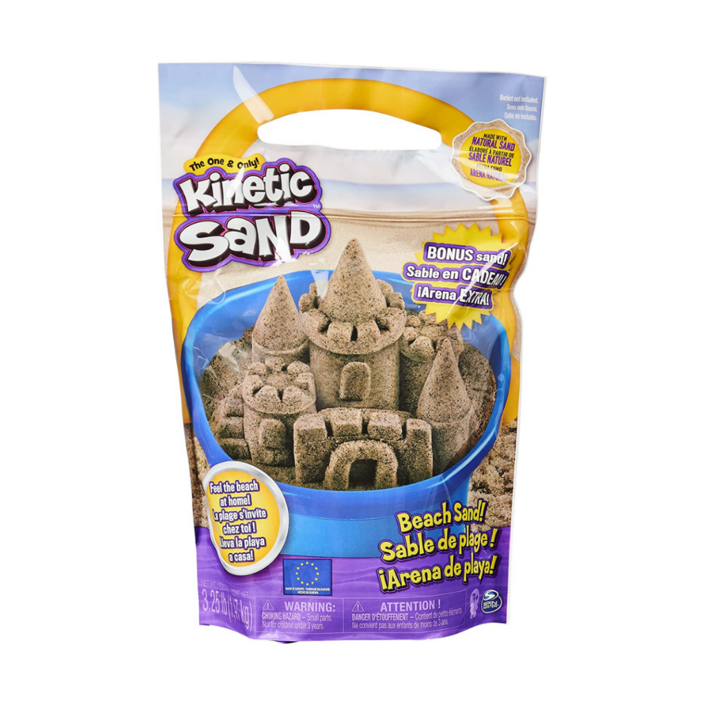 best kinetic sand