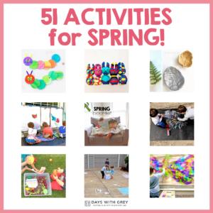 51 Spring Activities for Kids