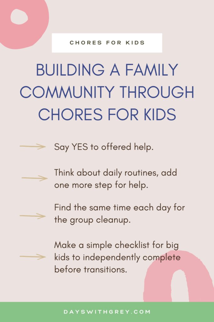 best chores for kids