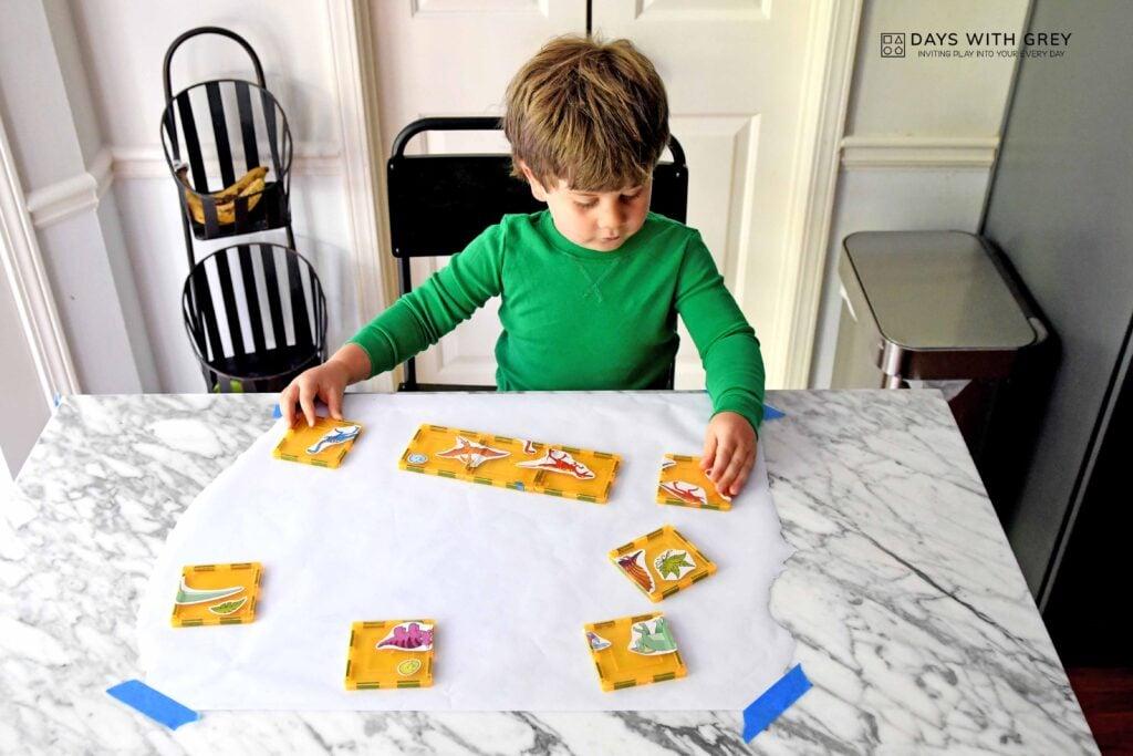 preschool indoor activity