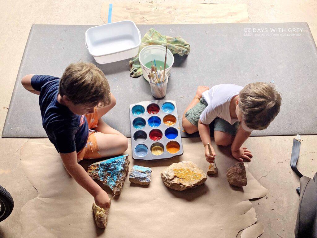 easy art activity for kids