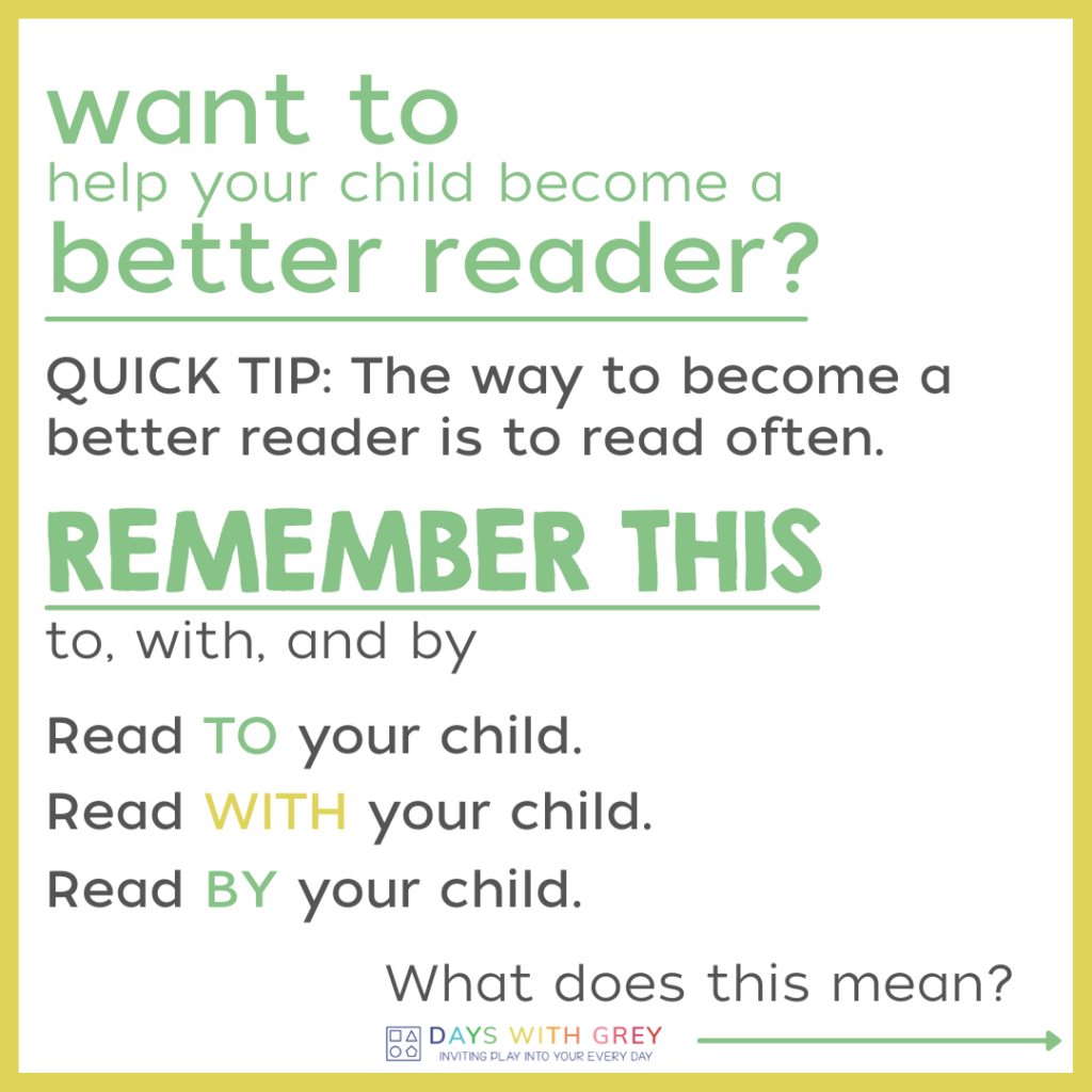 3 tips for reading more with kids