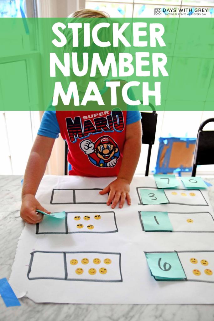 easy math activity