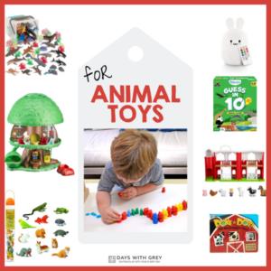 Animal Toys for Kids