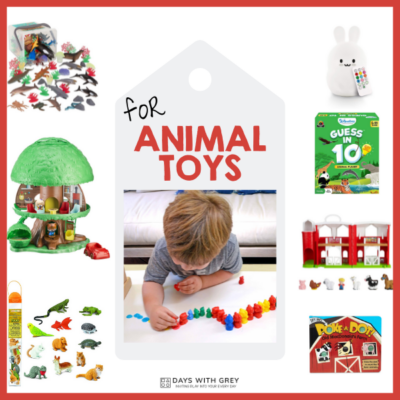animal toy gift guide
