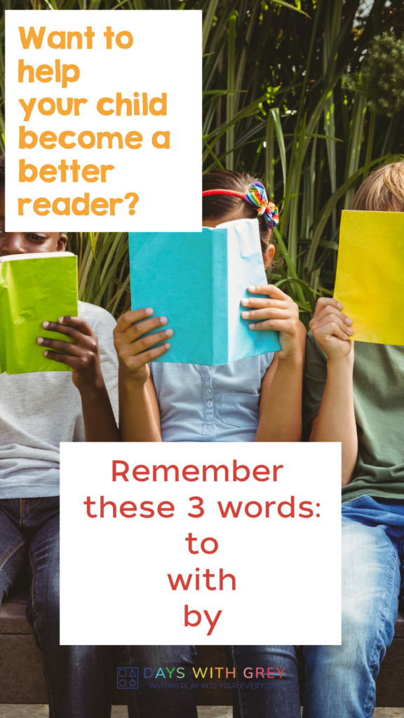 how to help children become better readers