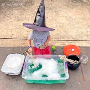 Halloween Water Play